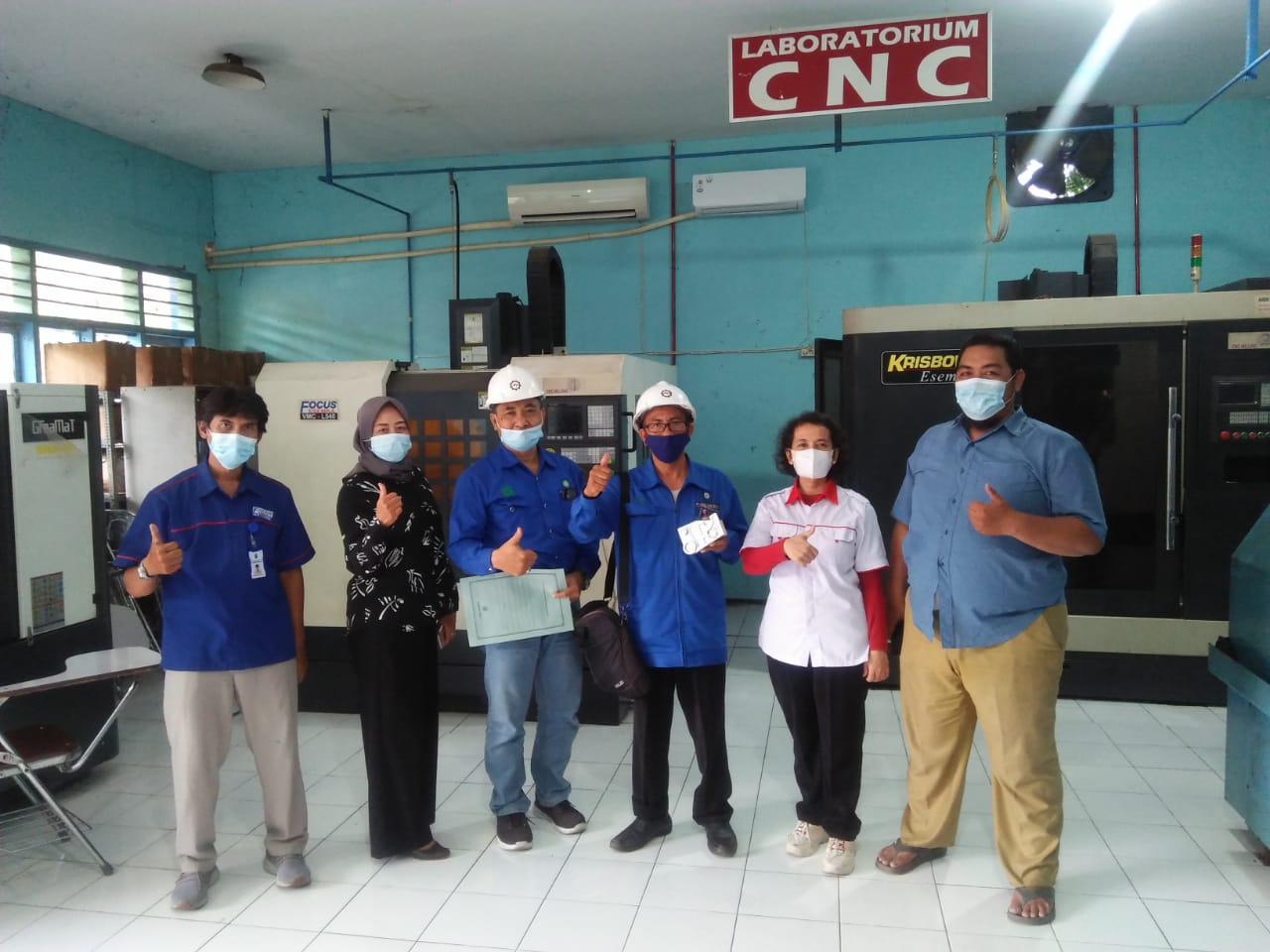 Smk Negeri 7 Surabaya Adakan Uji Kompetensi Keahlian Libatkan 14 Dudika Gelora Jatim